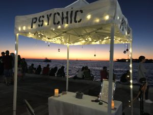 Solaya offering psychic reading in Key West