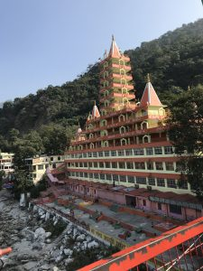 Temple a Rishikesh